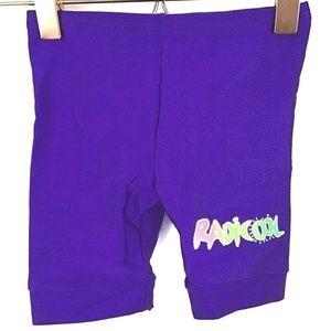 NWT Radicool Skins Rash Guard Swim Shorts Boys 1Y